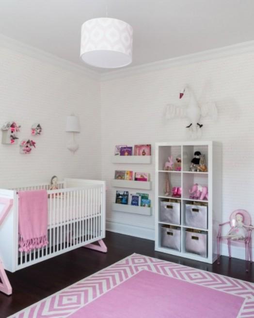 Дизайн детской комнаты для новорожденного малыша (4)