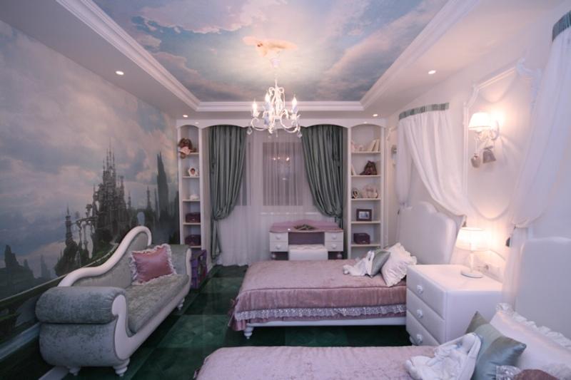 Дизайн детской спальни фото 6