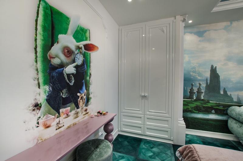 Дизайн детской спальни фото 4