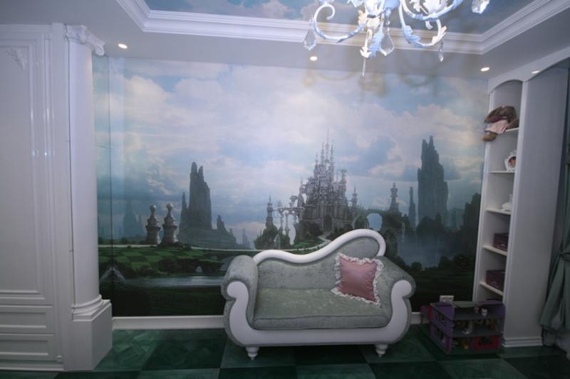 Дизайн детской спальни фото 3