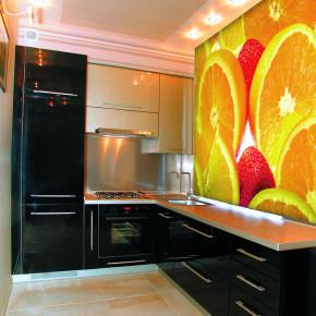 Ремонт кухни – фото 289