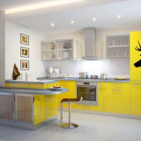 Кухни дизайн – фото 288