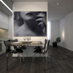 Ремонт кухни – фото 291