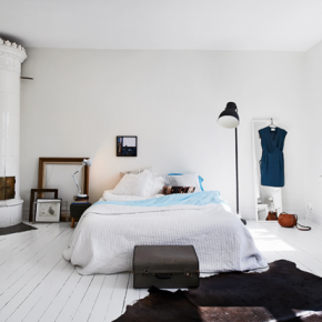 Спальни дизайн – фото 274