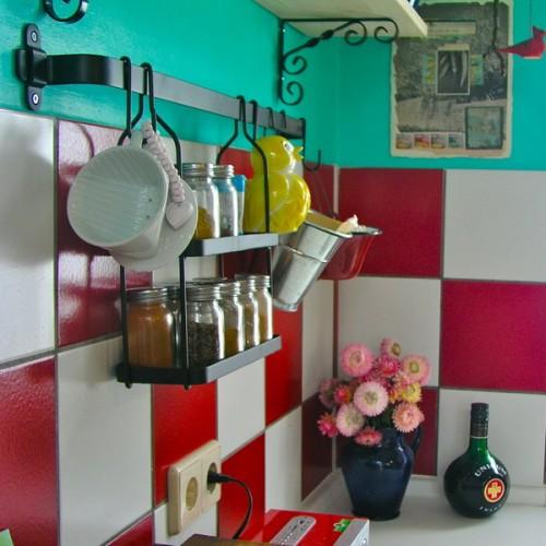 Рейлинги для кухни фото 8