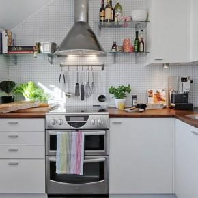 Дизайн кухни – фото 257