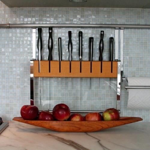 Рейлинги для кухни фото 7