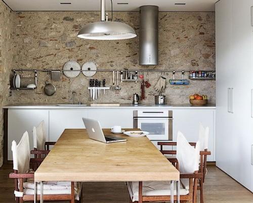 Подвесные кухонные рейлинги