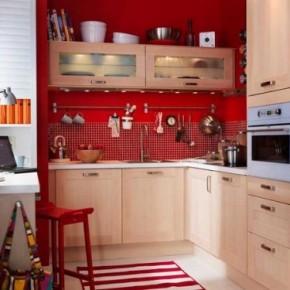 Отделка кухни – фото 263