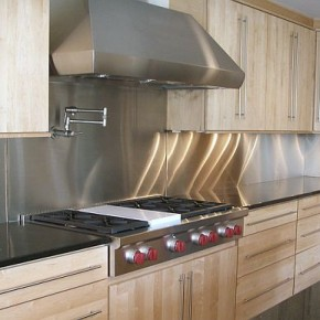 Оформление кухни – фото 222