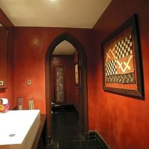 Оформление ванной – фото 215