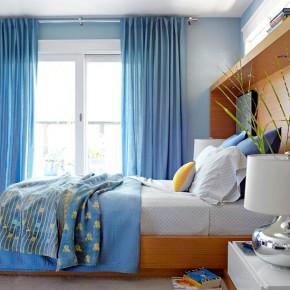 Красивая спальня – фото 249