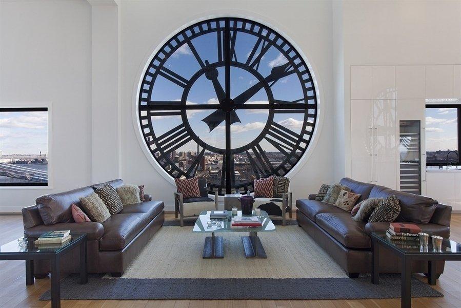 Современный интерьер - фото гостиной
