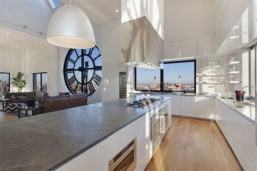 Современный интерьер - фото кухни 2
