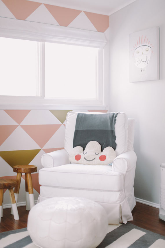 мебель в детской новорожденного