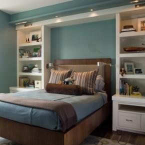 Спальни дизайн – фото 202