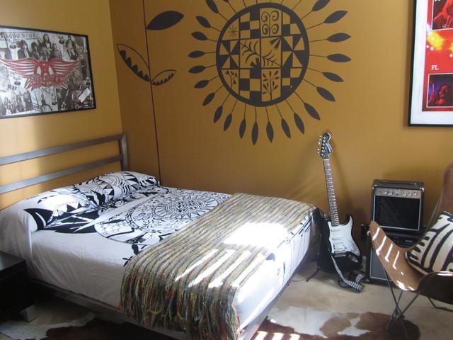 спальня мальчика подростка