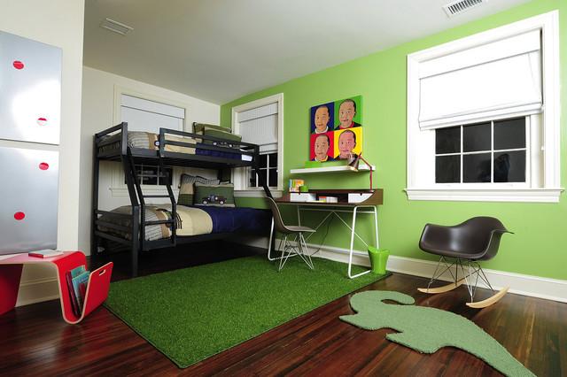 комната для двух подростков