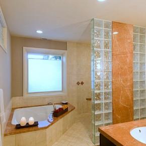 Евроремонт ванной – фото 168