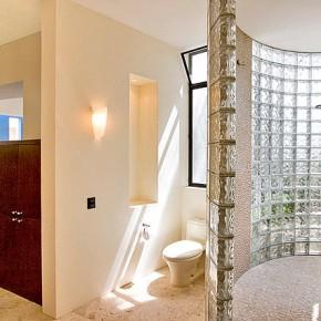 Проект ванной комнаты – фото 167