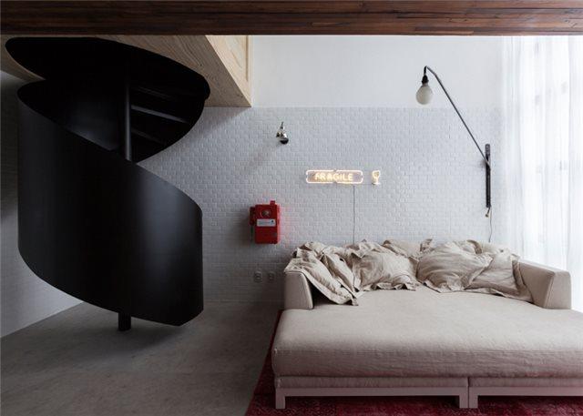 спальня малогабаритной квартиры