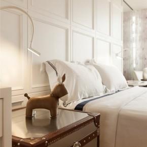Красивая спальня – фото 143