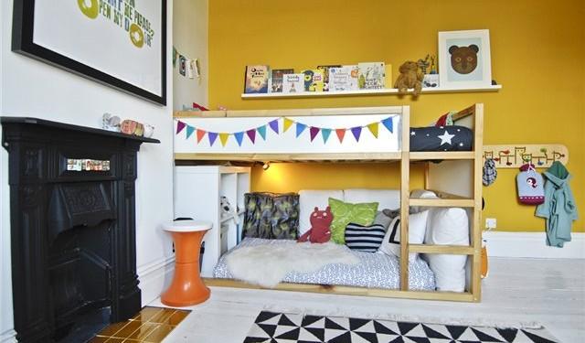 Комната для ребенка - яркая (3)