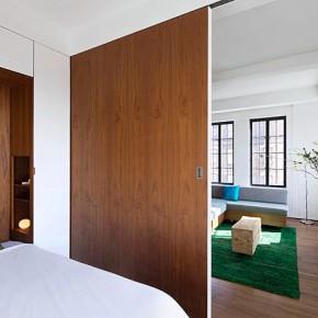 Оформление спальни – фото 145