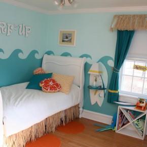 Дизайн детской комнаты – фото 130