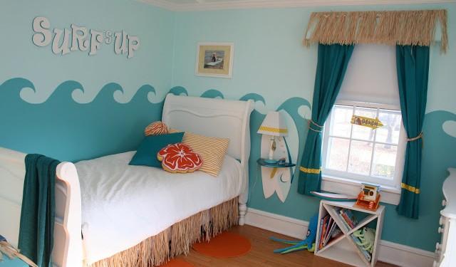 Отличный дизайн комнаты для девочки (10)