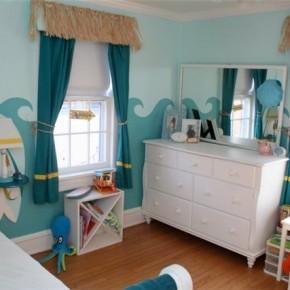 Детские комнаты фото 131