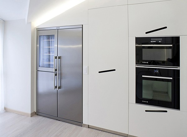 Светлая квартира - бытовая техника