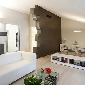 Дизайн проект гостиной – фото 115