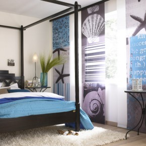 Дизайн спальни – фото 149