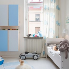 Детская комната – фото 930