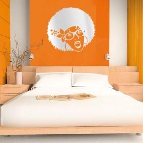 Оформление спальни – фото 876