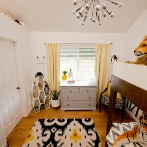Детская комната – фото 874
