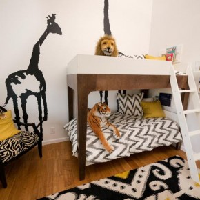 Детская комната – фото 875