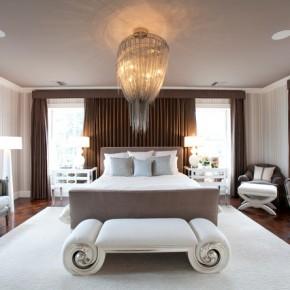Дизайн интерьера спальни – фото 1