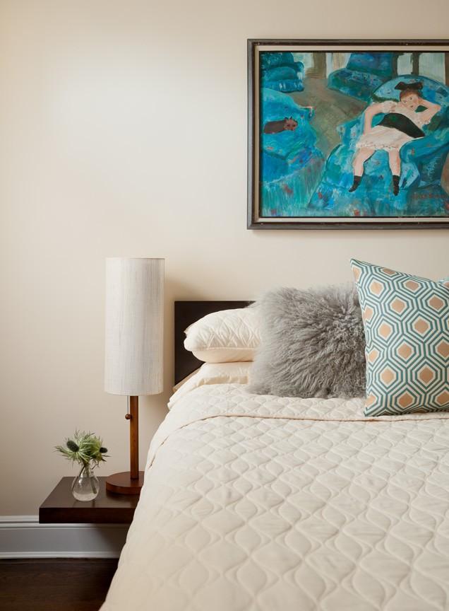 дизайн маленьких квартир - спальня