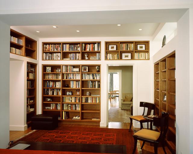 Домашняя библиотека - интерьерные решения интерьерные штучки.