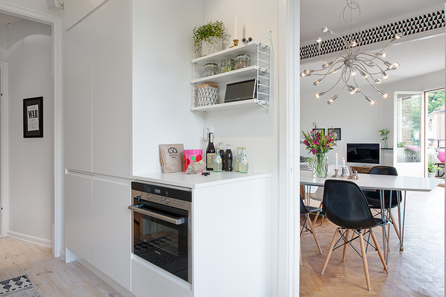квартира 1930-х: кухня