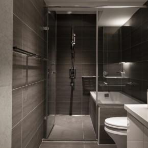 Дизайн проект ванной – фото 928
