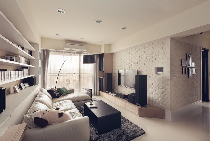 Дизайн двухкомнатной квартиры фото 4