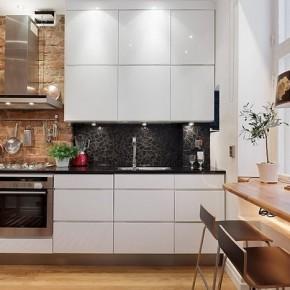 Дизайн проект кухни – фото 104