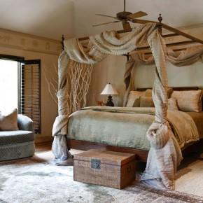 Перепланировка спальни – фото 46