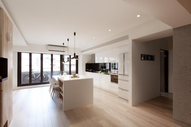 Планировка квартиры - кухня