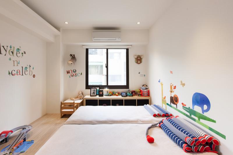 планировка квартиры - детская для двух мальчиков