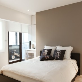 Дизайн проект спальни – фото 927