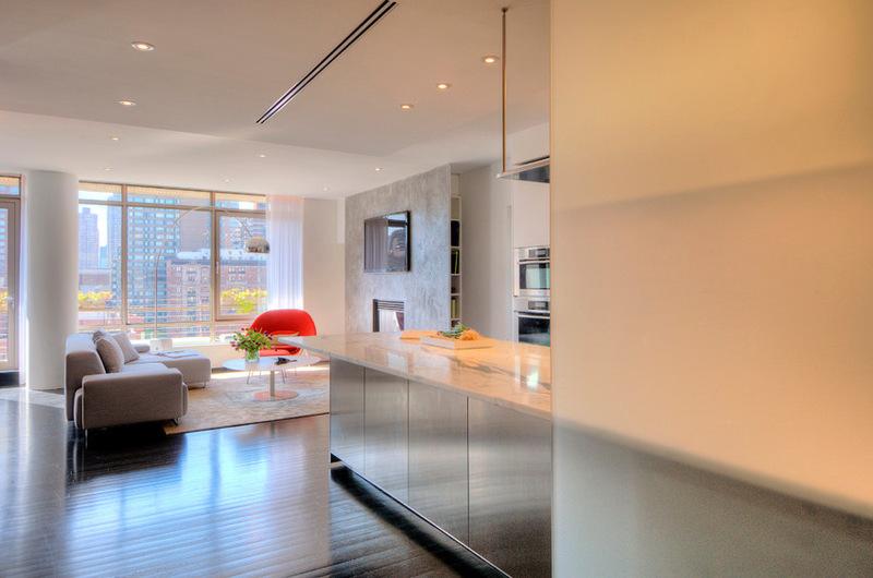 Планировка верхнего этажа двухуровневой квартиры